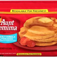 Aunt Jemima Buttermilke Pancakes 12 CT 14.8 OZ
