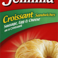 Aunt Jemima Croissant Sandwich 2 PK