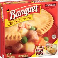 Banquet Chicken Pot Pie 7 OZ