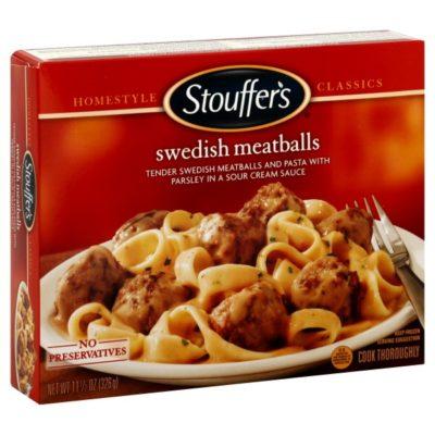 Stoufferu0027s Swedish Meatballs
