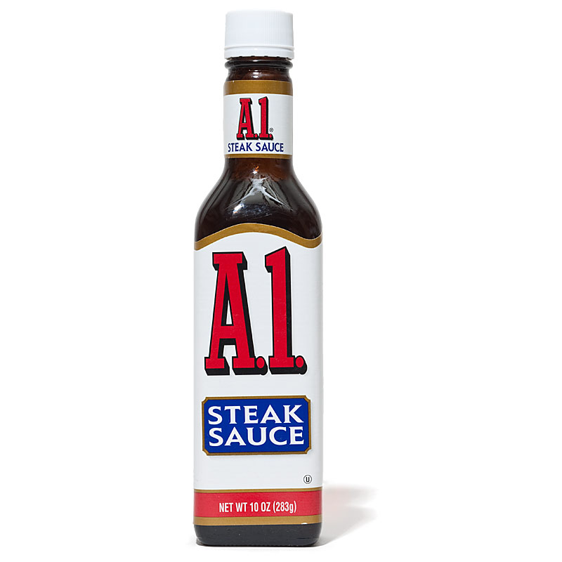 a 1 steak sauce defense A1 steak sauce has been an important part of patrons' steak-eating rituals for over 140 years supported by free server-training and promotion programs.