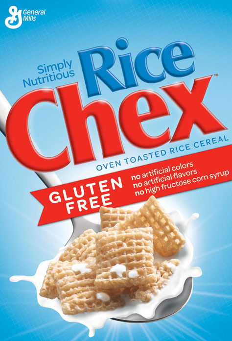 Image result for chex cereal
