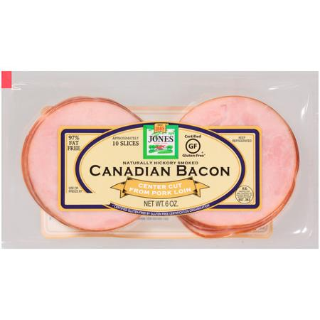 Starfish Market Jones Canadian Bacon
