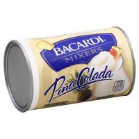Bacardi Mixers Piña Colada 10 OZ