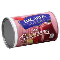 Bacardi Mixers Rum Runner 10 OZ