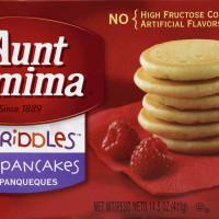 Aunt Jemima Mini Pancakes 14.5 OZ