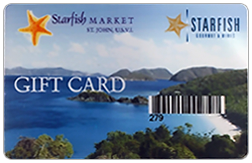 starfish-single-gift-card